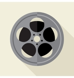 Bobbin icon vector