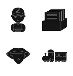 Hobby profession medicine and other web icon in vector