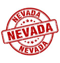 Nevada stamp vector