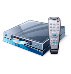 Media player and remote control vector