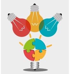 Big ideas graphic vector