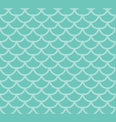 fish scales seamless pattern fish skin endless vector image