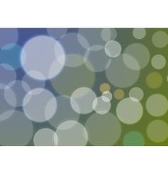 Bokeh Gradient vector image vector image