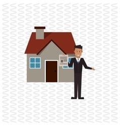 Insurance graphic design vector