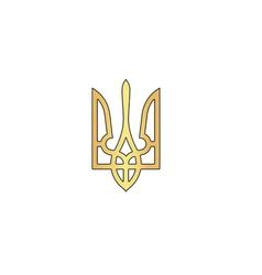 Trident computer symbol vector