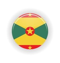 Grenada icon circle vector