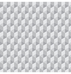 Retro geometric seamless pattern vector image