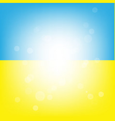 Blue yellow background vector
