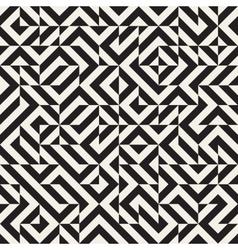 Seamless jumble rectangles geometric vector