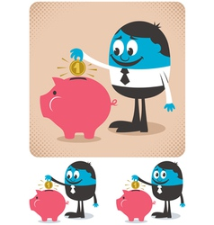 Savings vector