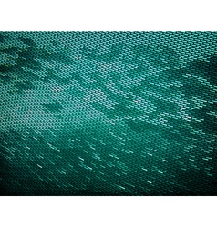 Underwater mosaic background vector