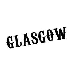 Glasgow rubber stamp vector