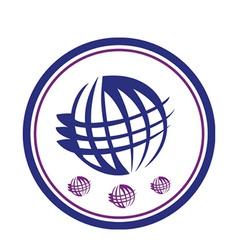 World logo vector