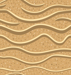 Sand seamless pattern 2 vector