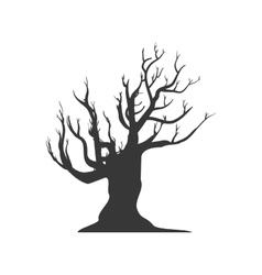 Dry Tree icon Nature design graphic vector image