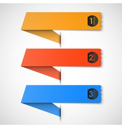 option step background vector image vector image