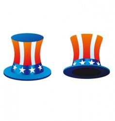 American hat vector