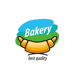 Logo bread vector