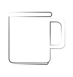 cup or mug icon image vector image