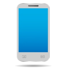 Smart Mobile Phone vector image vector image