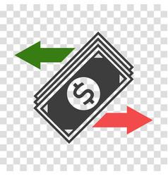 dollar8 vector image
