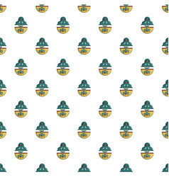 Anti rodents device pattern seamless vector