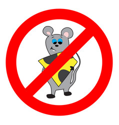 Prohibition of mouse and rodents vector