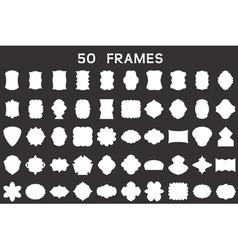 50 frames vector