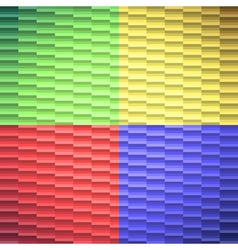 colorful textured pattern vector image vector image
