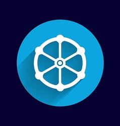 Valve icon button logo symbol concept vector