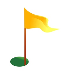 Icon flag vector