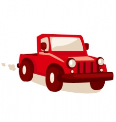 jeep vector image