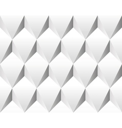 White volumetric abstract texture seamless vector