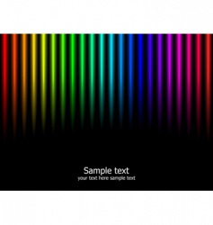 colours background vector image vector image