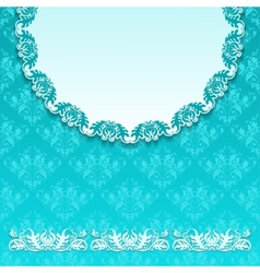 pattern in seamless background vector image vector image