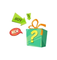New Product Offer vector image