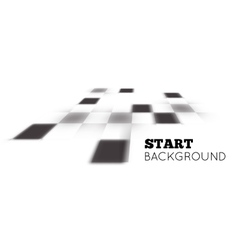 checkered abstract background vector image vector image