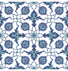 Traditional Arabic seamless ornament vector image vector image
