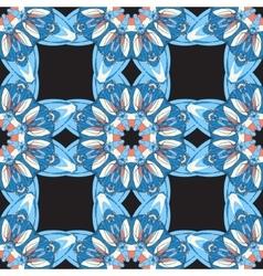 background Beautiful geometric square vector image
