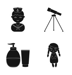 Game education cosmetology and other web icon in vector