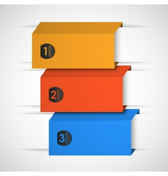 option step background vector image