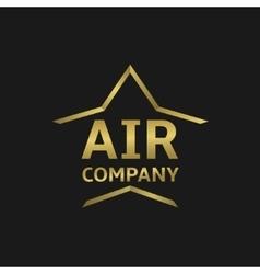 Air logo vector