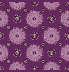 Bright drawing seamless pattern background vector