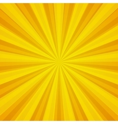 Colored pop art yellow background vector
