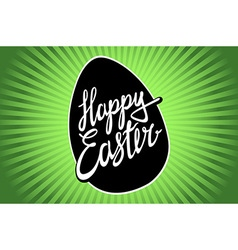 easter easter egg easter sunday easter day easter vector image