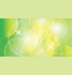 Green yellow background vector