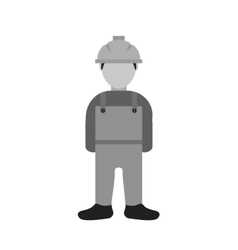 Construction worker ii vector