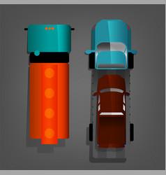 Autotruck image vector