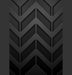 black tech concept abstract background vector image
