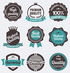 Premium design elements vector image